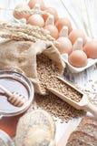 Pan de la panadería Imagen de archivo