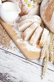 Pan de la panadería Fotografía de archivo libre de regalías