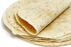 Pan de la tortilla Imagen de archivo libre de regalías