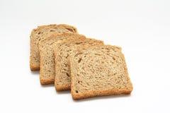Pan de la tostada Fotografía de archivo libre de regalías