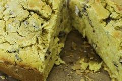 Pan de maíz Imagen de archivo libre de regalías