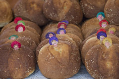 Pan De Muerto Royalty Free Stock Photo