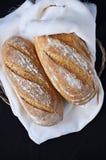 Pan de pan amargo Fotos de archivo libres de regalías