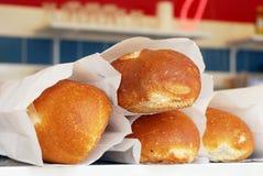 Pan de pan amargo Imagen de archivo
