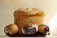 Pan de Pascua Fotografía de archivo