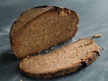 Pan de Rye imagen de archivo libre de regalías