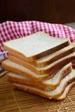 Pan del bocadillo de Whie Imagenes de archivo