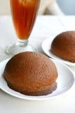 Pan del café Imagen de archivo