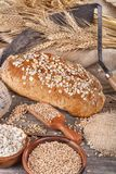 Pan del centeno Foto de archivo