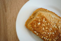 Pan del germen Fotos de archivo