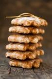 Pan del jengibre Fotografía de archivo libre de regalías
