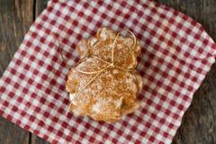Pan del jengibre Foto de archivo libre de regalías