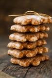 Pan del jengibre Imagen de archivo libre de regalías