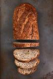 Pan del Mulit-grano Foto de archivo libre de regalías