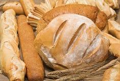 Pan del país Imagen de archivo libre de regalías