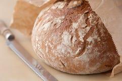 Pan del pan de Brown Fotos de archivo libres de regalías