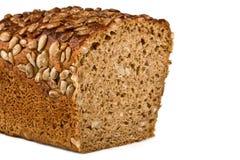 Pan del pan de centeno Foto de archivo