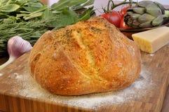 Pan del pan de Ciabatta Foto de archivo