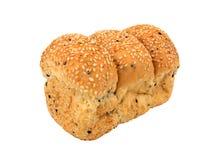 Pan del pan del sésamo Fotos de archivo libres de regalías