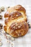 Pan del pan dulce Fotografía de archivo libre de regalías