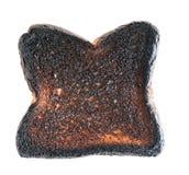 Pan del pan quemado Imagenes de archivo