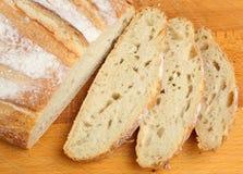 Pan del pan rústico Fotografía de archivo