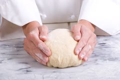 Pan del panadero Fotografía de archivo libre de regalías