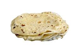 Pan del pan Pita, el cocinar hecho en casa Imagen de archivo libre de regalías