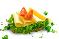Pan del queso Imágenes de archivo libres de regalías