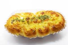 Pan del queso de la vainilla Fotos de archivo libres de regalías
