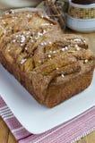 Pan del Tirón-Aparte del azúcar del canela Fotografía de archivo