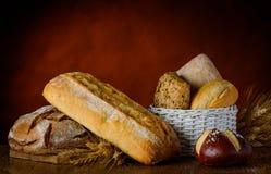 Pan del trigo Fotografía de archivo
