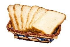 Pan del trigo en un pan Foto de archivo libre de regalías