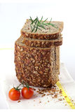 Pan del trigo integral foto de archivo libre de regalías
