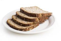 Pan del trigo integral Fotografía de archivo