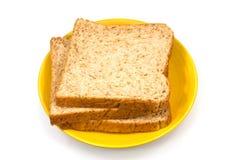 Pan del trigo integral Fotos de archivo