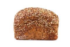 Pan del trigo integral imagen de archivo libre de regalías