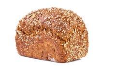Pan del trigo integral Fotografía de archivo libre de regalías