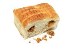 Pan destrozado del cerdo Foto de archivo libre de regalías