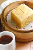 Pan di Spagna Immagini Stock