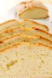 Pan di Spagna Immagine Stock