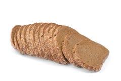 Pan en el fondo blanco. Fotos de archivo