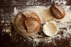 Pan en el vector Fotografía de archivo