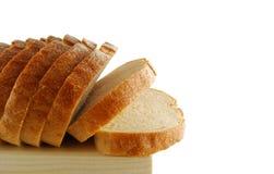 Pan en la tarjeta Foto de archivo