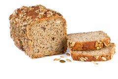 Pan entero del grano Foto de archivo libre de regalías