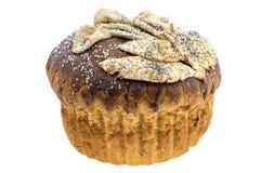 Pan festivo del trigo de la boda, Imagen de archivo libre de regalías
