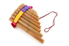 Free Pan Flute Royalty Free Stock Photography - 14448737