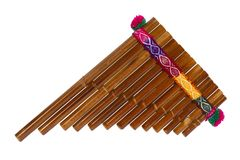 Free Pan Flute Royalty Free Stock Images - 23560029