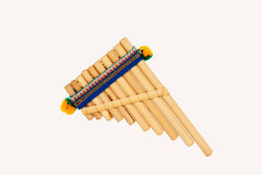 Pan Flute image stock