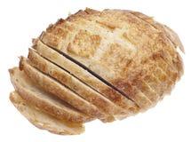 Pan fresco del pan de la rebanada Imágenes de archivo libres de regalías
